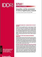Inégalités et environnement : que pensent les think tanks ?