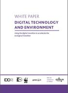 White Paper on the Digital Economy and the Environment
