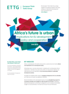 Africa's future is urban