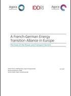 Propositions en faveur d'une alliance franco-allemande pour la transition énergétique européenne