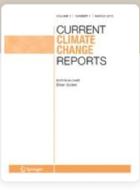 Nouvelles avancées dans la science de l'adaptation au changement climatique : lignes directrices pour la conception de trajectoires d'adaptation