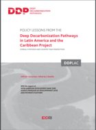 Policy lessons from the Deep Decarbonization Pathways in Latin America and the Caribbean (DDPLAC) Project