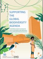 Soutenir l'agenda mondial de la biodiversité