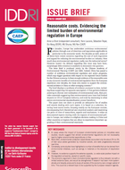 Reasonable costs. Evidencing the limited burden of environmental regulation in Europe
