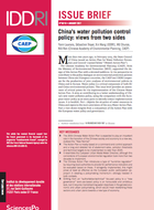China's water pollution control policy: views from two sides