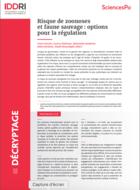 Risque de zoonoses et faune sauvage: options pour la régulation