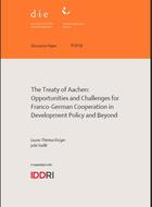 The Treaty of Aachen: Opportunities and Challenges for Franco-German Cooperation in Development Policy and Beyond