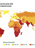 Developing countries in times of COVID: Comparing inequality impacts and policy responses