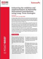Enhancing the ambition and implementation of Nationally Determined Contributions using Long-Term Strategies