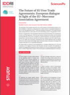 The Future of EU Free Trade Agreements: European dialogue in light of the EU-Mercosur Association Agreement