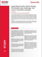 Agricultural value chains facing the biodiversity challenge: the  cocoa-chocolate example