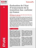 Assessing progress in the low-carbon transition in France