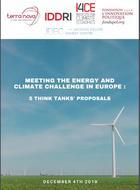 Relever le défi énergétique et climatique : les propositions de cinq think tanks