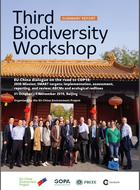 EU-China dialogue on the road to COP15: Third biodiversity workshop (November 2019)
