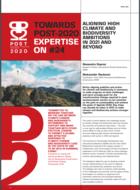 Aligner des ambitions élevées en matière de climat et de biodiversité en 2021 et au-delà
