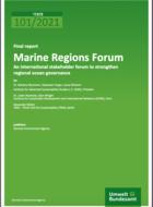 Marine Regions Forum: Un forum international pour renforcer la gouvernance régionale des océans