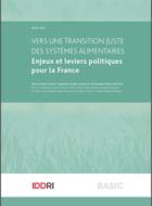 Towards a just transition of food systems - Issues and policy levers for France