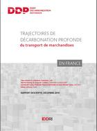 Deep decarbonization pathways of freight transport in France