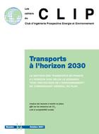 Transports à l'horizon 2030