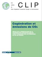 Cogénération et émission de CO2