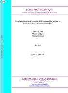 Expertise scientifique et gestion de la contestabilité sociale