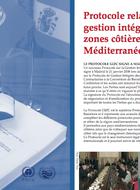 Projet de protocole méditerranéen relatif à la gestion intégrée des zones côtières
