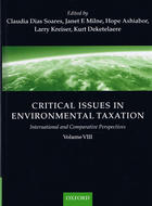 """""""China's export tax and export vat refund rebate on energy-intensive goods and their consequence on climate change"""""""