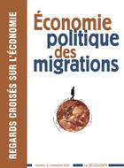 « Migrations et environnement : prévisions, enjeux, gouvernance »