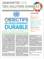 Baromètre 2016 des solutions durables