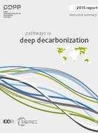 Rapport 2015 sur les trajectoires de décarbonation profonde — Résumé exécutif