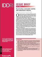 Comment accélérer la mobilité durable avec le véhicule autonome?