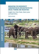 Innovating for biodiversity conservation in african protected areas: funding and incentives
