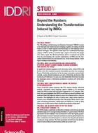 Beyond the numbers: Understanding the transformation induced by INDCs