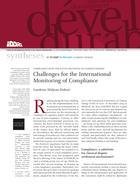 """L' """"Observance"""" du Protocole de Kyoto sur les changements climatiques."""
