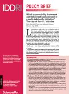 Cadre de redevabilité et potentiel transformationnel d'une initiative multi-acteurs: le cas du 4 ‰
