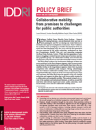 Collaborative mobility: from promises to challenges for public authorities