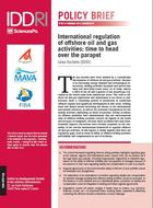 International regulation of offshore oil and gas activities: time to head over the parapet