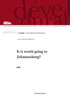 Is it worth going to Johannesburg?