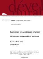 European precautionary practice