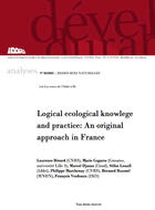 Local ecological knowledge practice: An original approach in France