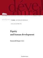 Equité et développement humain
