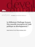 Le Millennium Challenge Account : une nouvelle conception de l'aide publique au développement ?