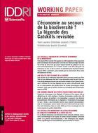 L'économie au secours de la biodiversité ? La légende des Catskills revisitée