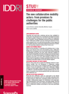 The new collaborative mobility actors: from promises to challenges for the public authorities