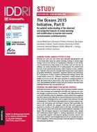 Une compréhension actualisée des impacts observés et prévus du réchauffement et de l'acidification des océans sur les activités et secteurs socioéconomiques marins et côtiers