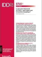 La demande d'électricité en France: quels enjeux pour la transition énergétique?