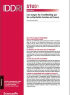Uses of crowdfunding by local authorities in France