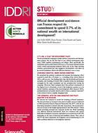 La France peut-elle tenir son engagement de consacrer 0,7% de la richesse nationale à l'aide au développement?