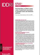 Coal transitions in China's power sector