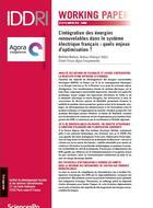 L'intégration des énergies renouvelables dans le système électrique français: quels enjeux d'optimisation?